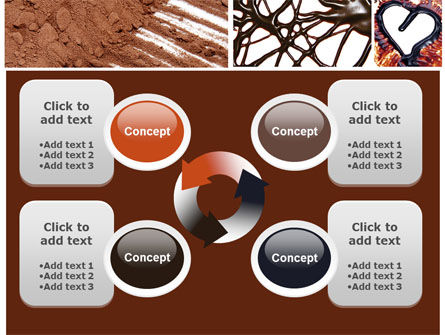 Chocolate PowerPoint Template Slide 9