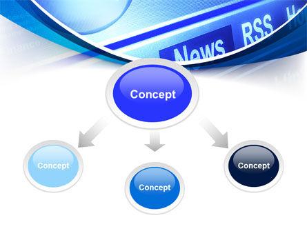 Internet Browser PowerPoint Template Slide 4