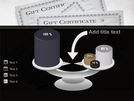 Gift Certificate PowerPoint Template Slide 10