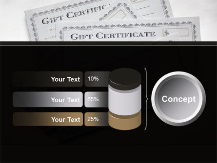 Gift Certificate PowerPoint Template Slide 11