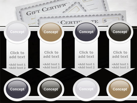 Gift Certificate PowerPoint Template Slide 18
