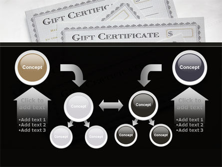 Gift Certificate PowerPoint Template Slide 19