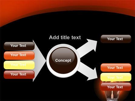 Artificial Brain PowerPoint Template Slide 14