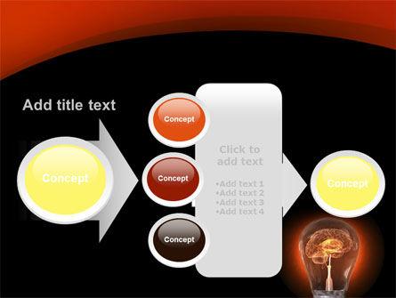 Artificial Brain PowerPoint Template Slide 17