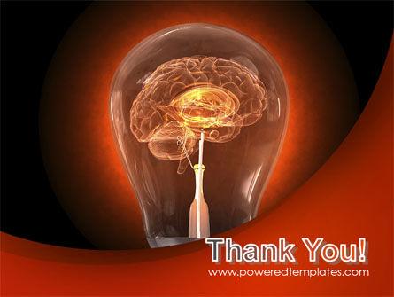 Artificial Brain PowerPoint Template Slide 20