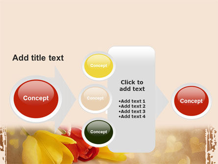 Tulip PowerPoint Template Slide 17