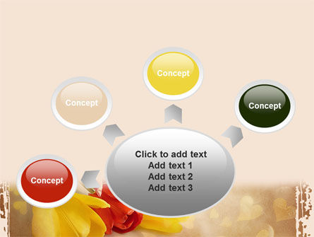Tulip PowerPoint Template Slide 7
