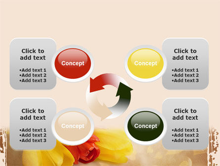 Tulip PowerPoint Template Slide 9
