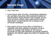 Blue Funnel PowerPoint Template#2