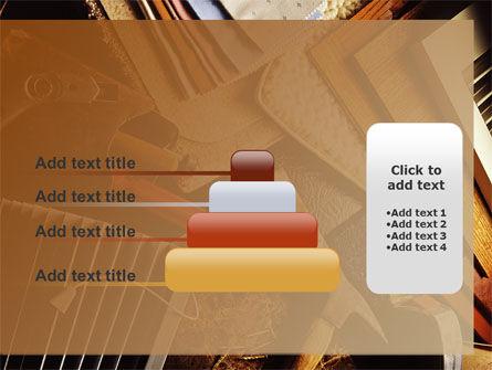 Binding Tools PowerPoint Template Slide 8