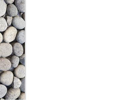 Pebble PowerPoint Template, Slide 3, 09282, Nature & Environment — PoweredTemplate.com
