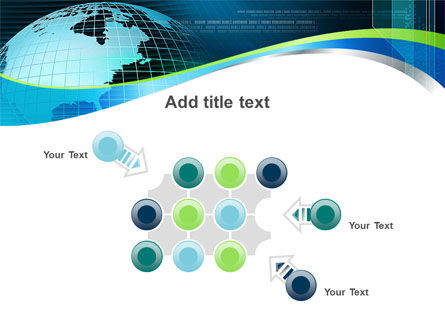 Global Digital Technologies PowerPoint Template Slide 10