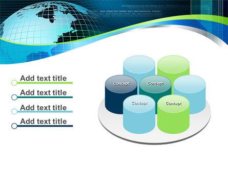 Global Digital Technologies PowerPoint Template Slide 12