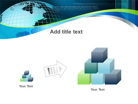 Global Digital Technologies PowerPoint Template Slide 13
