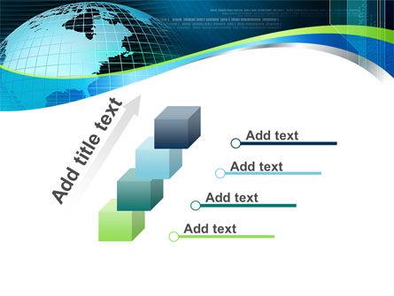 Global Digital Technologies PowerPoint Template Slide 14