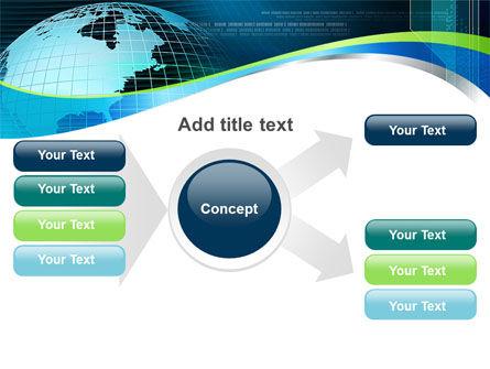 Global Digital Technologies PowerPoint Template Slide 15