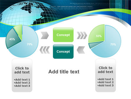 Global Digital Technologies PowerPoint Template Slide 16