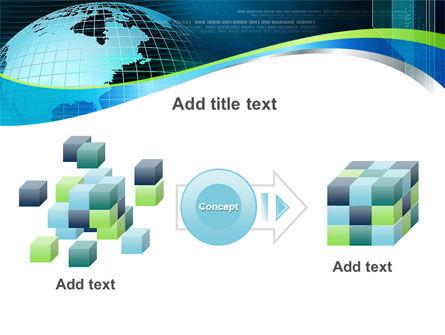 Global Digital Technologies PowerPoint Template Slide 17