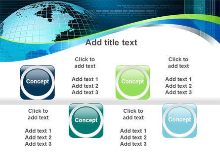 Global Digital Technologies PowerPoint Template Slide 18