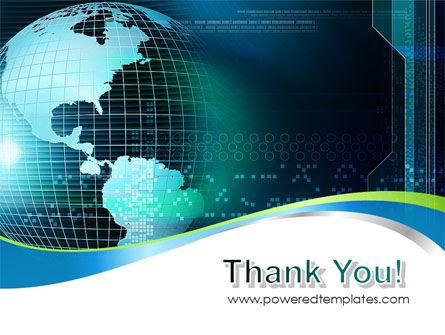 Global Digital Technologies PowerPoint Template Slide 20