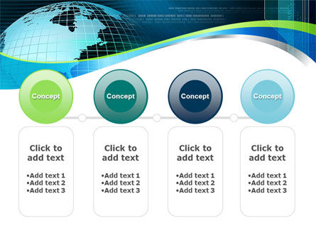 Global Digital Technologies PowerPoint Template Slide 5