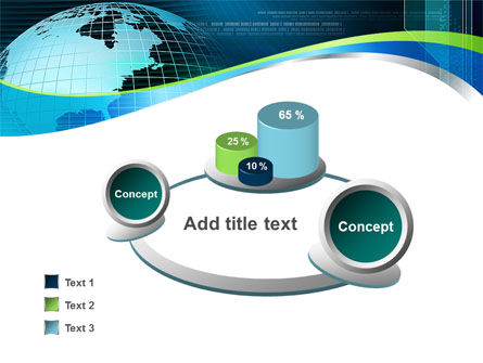 Global Digital Technologies PowerPoint Template Slide 6