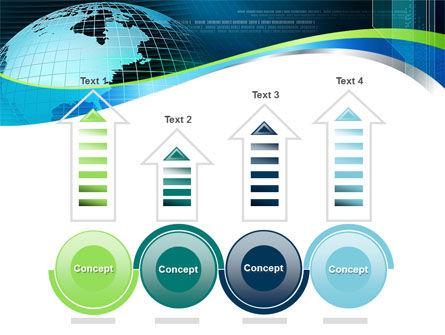 Global Digital Technologies PowerPoint Template Slide 7