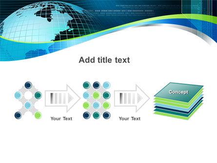Global Digital Technologies PowerPoint Template Slide 9