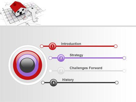 Cabin PowerPoint Template Slide 3