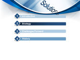 Key Of Solutions PowerPoint Template#3