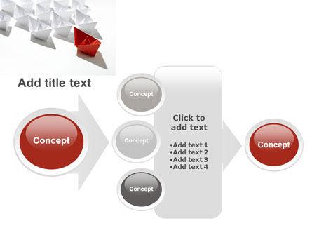 Leader Flagship PowerPoint Template Slide 17