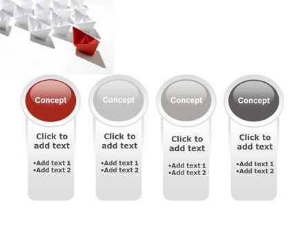 Leader Flagship PowerPoint Template Slide 5