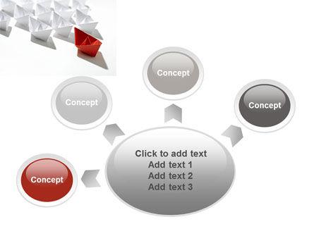 Leader Flagship PowerPoint Template Slide 7