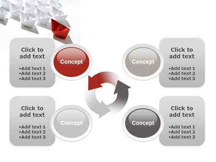 Leader Flagship PowerPoint Template Slide 9