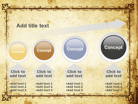 Business Consulting Compass PowerPoint Template Slide 13