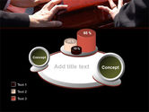 Coffin PowerPoint Template#16
