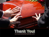 Coffin PowerPoint Template#20