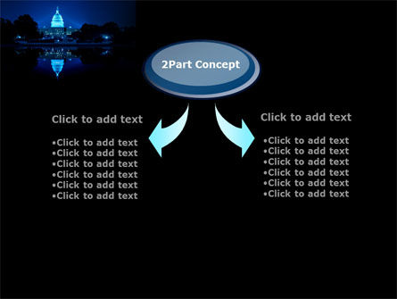United States Capitol PowerPoint Template Slide 4
