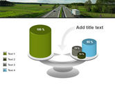Road Freight PowerPoint Template#10