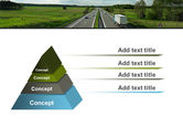 Road Freight PowerPoint Template#12