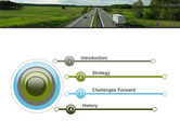 Road Freight PowerPoint Template#3