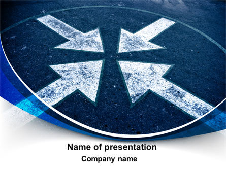 Consulting: Goal Point PowerPoint Template #09319