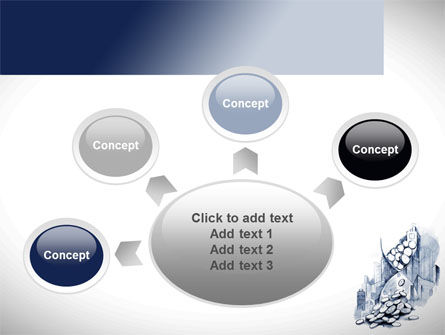 Cash Time PowerPoint Template Slide 7