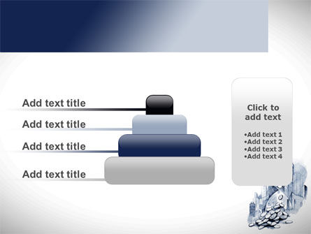 Cash Time PowerPoint Template Slide 8