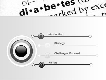 diabetes powerpoint template, backgrounds | 09323, Modern powerpoint