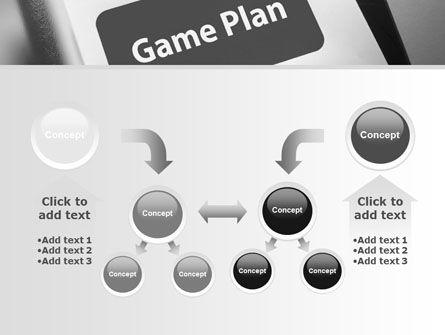 Game Plan PowerPoint Template Slide 19