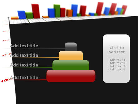 Columns Diagram PowerPoint Template Slide 8