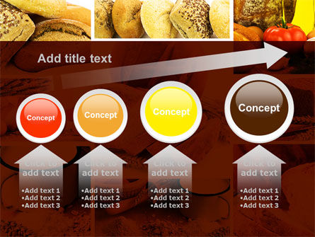 Pastries PowerPoint Template Slide 13