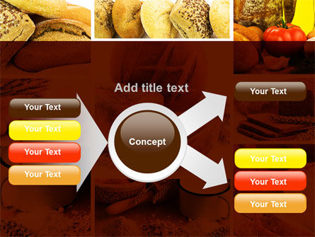 Pastries PowerPoint Template Slide 14