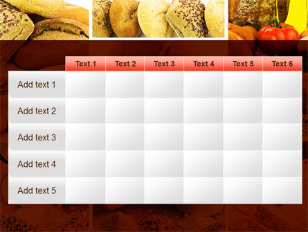 Pastries PowerPoint Template Slide 15